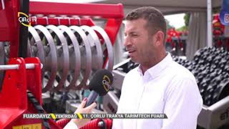 Çorlu Trakya Tarımtech Fuarı   EFE ZİRAAT