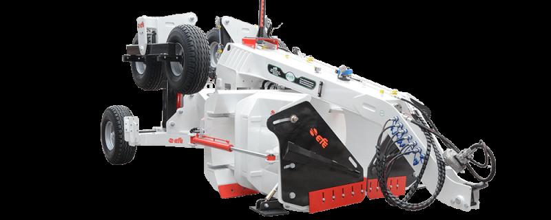 Lazer Kontrollü Tesviye Makinesi