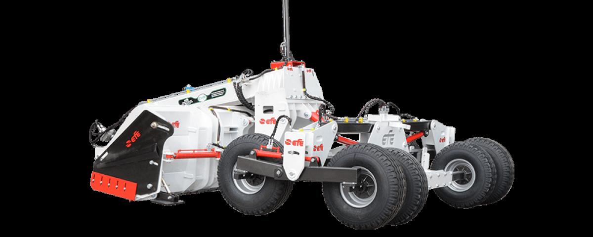 Eko Lazer Kontrollü Tesviye Makinesi-0