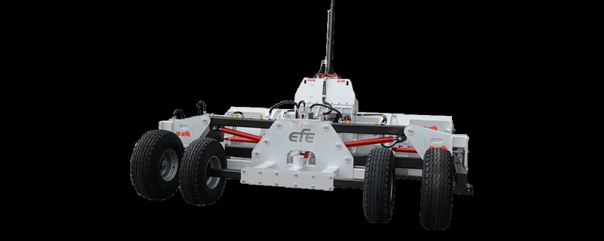 Eko Lazer Kontrollü Tesviye Makinesi-1