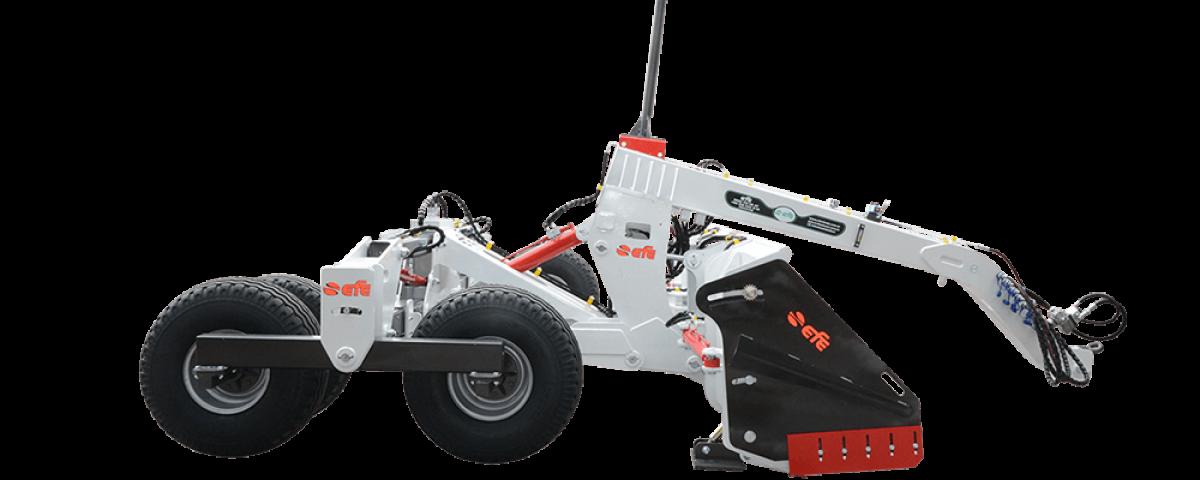 Lazer Kontrollü Tesviye Makinesi-4